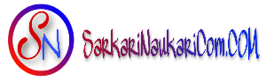 Latest Jobs – Sarkari Naukri Com